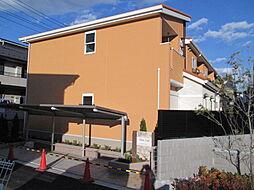 カーサユキ[201号室]の外観