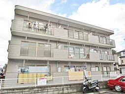 東京都多摩市連光寺5丁目の賃貸マンションの外観