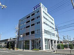 大阪府豊中市稲津町2丁目の賃貸マンションの外観