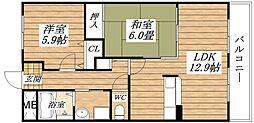 ホライズン弐番館[303号室]の外観