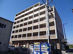 埼玉県八潮市大字南川崎の賃貸マンションの外観