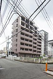 ピュアドームアクシアル天神[3階]の外観
