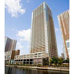 芝浦アイランド ブルームタワー[16階]の外観
