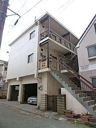 穴井アパート[10号室]の外観