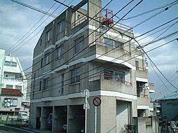 神奈川県横浜市港南区港南中央通の賃貸マンションの外観