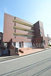 大阪府箕面市如意谷1丁目の賃貸マンションの外観