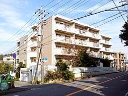 ヒルサイドコート松戸[4階]の外観