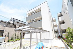 フジパレス堺南長尾Ⅴ番館[3階]の外観