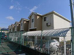 [タウンハウス] 兵庫県明石市魚住町住吉2丁目 の賃貸【/】の外観