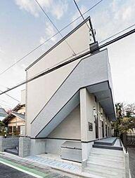 埼玉県さいたま市中央区下落合6の賃貸アパートの外観