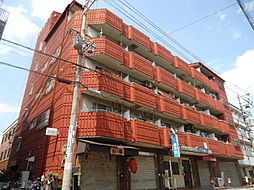 清本ハイツ[2階]の外観