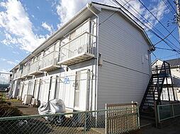 神奈川県海老名市中野1の賃貸アパートの外観