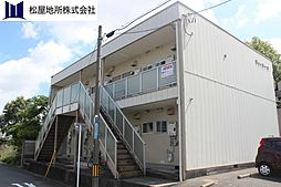 愛知県豊橋市住吉町の賃貸アパートの外観
