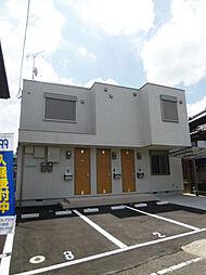 福岡県大野城市山田1丁目の賃貸アパートの外観