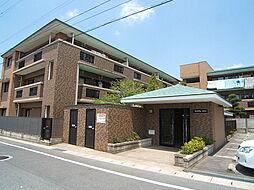 福岡県春日市大土居1丁目の賃貸マンションの外観