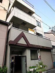 大阪府大阪市浪速区恵美須東3丁目の賃貸マンションの外観