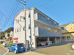 神奈川県綾瀬市落合南9丁目の賃貸アパートの外観