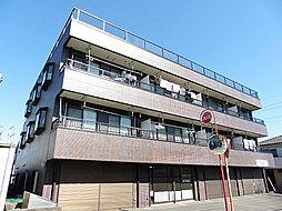 メゾンホークロード[2階]の外観