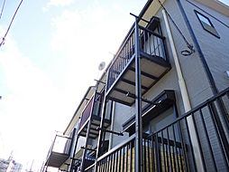 ユーハイム根岸[1階]の外観