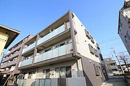 カーザソラーレ生田[3階]の外観