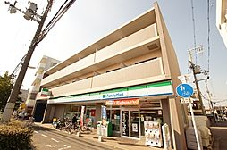 大阪府吹田市内本町1の賃貸マンションの外観