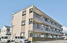 長野県松本市大字笹賀の賃貸マンションの外観