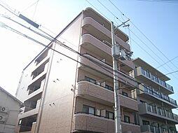 大阪府豊中市曽根南町2丁目の賃貸マンションの外観