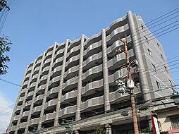 インペリアル上新庄[4階]の外観