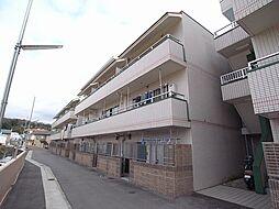 グランディア・ミ・アモーレ鈴蘭台[1階]の外観