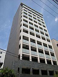 レジュールアッシュ梅田リュクス[4階]の外観