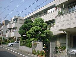 東京都練馬区中村3丁目の賃貸マンションの外観