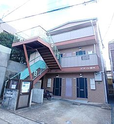 福岡県福岡市早良区昭代2丁目の賃貸アパートの外観