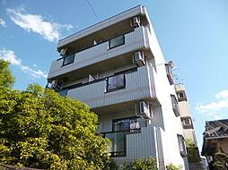 大阪府大阪市平野区加美鞍作2丁目の賃貸マンションの外観