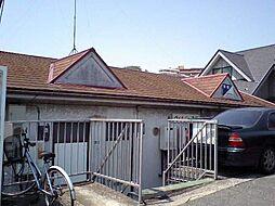 神奈川県横浜市磯子区滝頭1丁目の賃貸アパートの外観