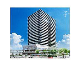 プラウドタワー堺東号室の外観画像