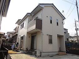 [一戸建] 神奈川県横浜市青葉区もみの木台 の賃貸【/】の外観