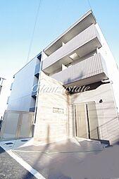 神奈川県横浜市神奈川区松見町3丁目の賃貸マンションの外観
