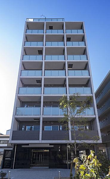ボアビスタ門前仲町[7階]の外観