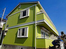 ベルグリーン36B[102号室]の外観