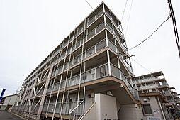 ビレッジハウス城蓮寺1号棟[5階]の外観