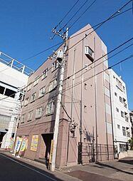 東京都葛飾区青戸2丁目の賃貸マンションの外観