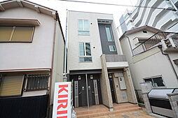 大阪府堺市堺区熊野町東3丁の賃貸アパートの外観