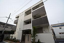 フォーリーブス33 B棟[2階]の外観