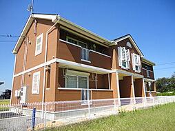 滋賀県長浜市内保町の賃貸アパートの外観