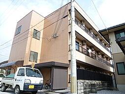滋賀県長浜市木之本町木之本の賃貸マンションの外観