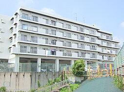 神奈川県川崎市高津区梶ケ谷2丁目の賃貸マンションの外観