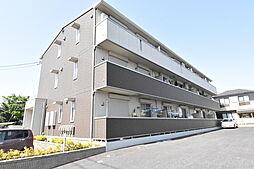 埼玉県さいたま市見沼区春岡1丁目の賃貸アパートの外観