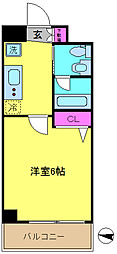 L−Flat 大宮アヴィニティー[7階]の間取り