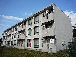 横浜上郷ハイツ[101号室]の外観