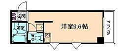 ラヴィータ箕面[3階]の間取り